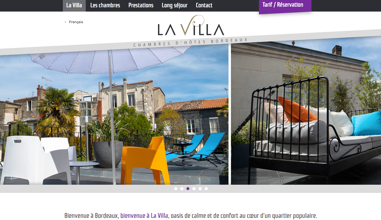 RampUP La Villa
