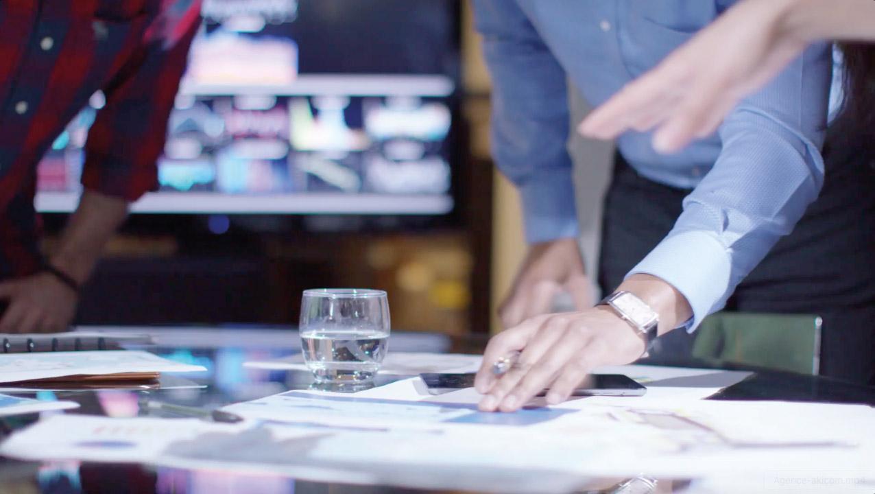 RampUP conseil stratégie marketing digitale Bordeaux